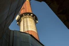 Coal power station - Poland. Royalty Free Stock Photography