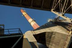 Coal power station - Poland. Royalty Free Stock Image