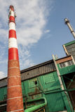 Coal power station - Poland. Royalty Free Stock Photography
