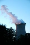 Coal Powered Energy Plant Stock Photography