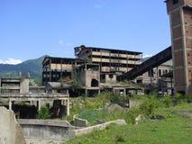 Free Coal Preparation Building, Coal Mine, Ruins, Jiu Valley, Romania Stock Photo - 169126010