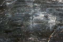 Coal texture detail Stock Photos