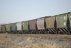 Coal Train Stock Photography