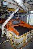 Coal washing plant Royalty Free Stock Images
