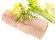 Coalfish - ψάρια ακατέργαστα στοκ εικόνες