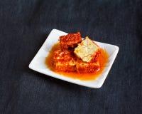 Coalho de feijão fermentado Imagens de Stock Royalty Free