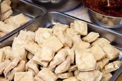 Coalho de feijão fritado Fotografia de Stock Royalty Free