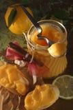 Coalho de limão Imagens de Stock Royalty Free