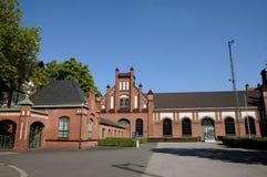 Coalmine Zollern -  Dortmund Bövinhhausen Stock Photo