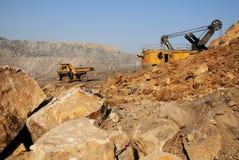 coalmines ind Obraz Royalty Free