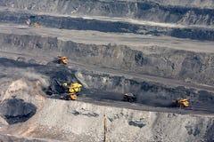 coalmining Obraz Royalty Free