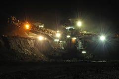 coalmining Arkivbilder