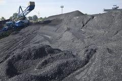 coalmining Zdjęcia Stock