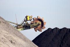 Coalmining Obrazy Stock