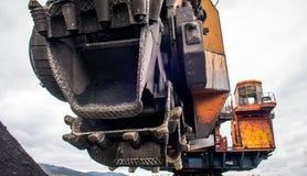 Coalmining przemysł Fotografia Stock