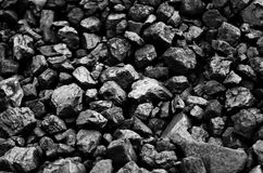 Coals Royalty Free Stock Photography