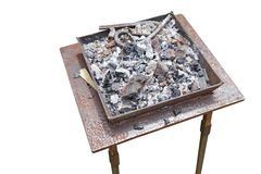 Coals Stock Photography