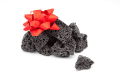Coals of sugar Royalty Free Stock Photography