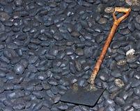 coalshed skyffel Arkivfoto