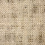 Coarse brown fabric in country style Royalty Free Stock Images
