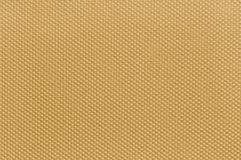 Coarse canvas background yellow. Yellow Royalty Free Stock Photography