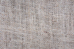 Coarse cloth Stock Photography