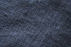 Coarse cotton fabric Royalty Free Stock Photos