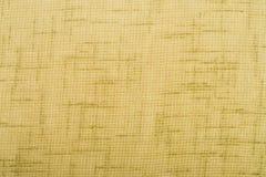 Coarse fabric Stock Image