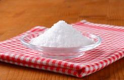 Coarse grained edible salt Royalty Free Stock Image