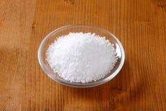 Coarse grained edible salt Stock Photography