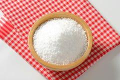 Coarse grained salt Stock Photography