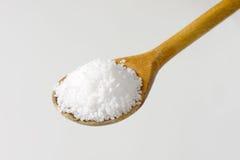 Coarse grained salt Royalty Free Stock Photo