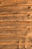 Coarse Grained Wooden Background Royalty Free Stock Photos