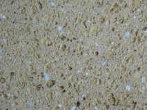 Coarse Gravel Brick Pattern Background Royalty Free Stock Photography