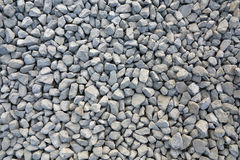 Coarse Gravel - Stone Texture Royalty Free Stock Photography
