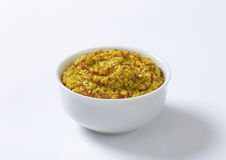 Coarse Mustard Royalty Free Stock Images
