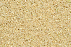 Coarse rice background Royalty Free Stock Images