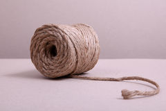 Coarse rope Stock Photography