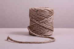 Coarse rope Royalty Free Stock Images