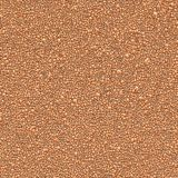 Coarse sand abstract texture. Granulated warm beige background. Stock Photography