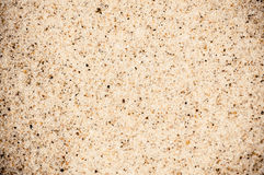 Coarse sand background texture Stock Photos
