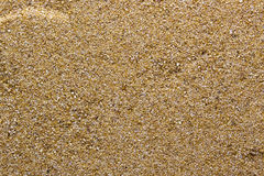 Coarse sand Royalty Free Stock Images