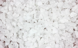Coarse Sea Salt Close View Stock Photos
