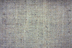 Coarse Texture Of The Canvas Royalty Free Stock Photos