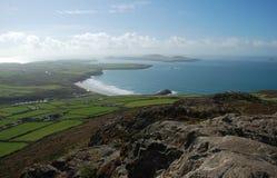 Coas de Pembrokeshire Fotos de Stock Royalty Free