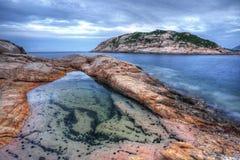Coast. Shek o coast in Hong Kong Royalty Free Stock Images