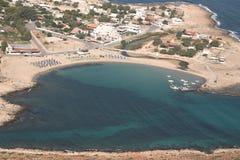 Coast. Of crete Stock Photos