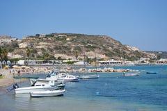 Coast of the Aegean Sea Stock Photos
