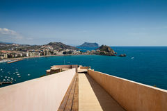 Coast of Aguilas Royalty Free Stock Photos