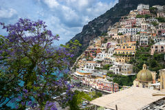 Coast of Amalfi Royalty Free Stock Photos
